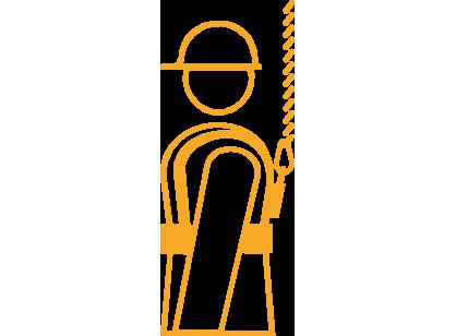 icon Orange Absturzsicherungen