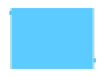 icon Blau Regalsysteme